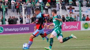 Brown de Adrogué empató con Sarmiento en Junín en el partido de ida de semifinales