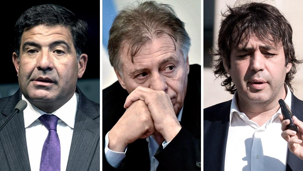 La causa es contra el extitular de la AFIP Ricardo Echegaray y los empresarios Cristóbal López y Fabián De Sousa.