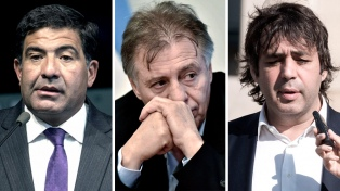El juez Ercolini envió a juicio oral a Echegaray, López y de Sousa