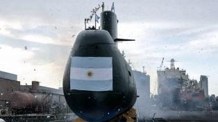 Una misa, salvas de cañón y toques de sirena recordarán a los marinos del ARA San Juan