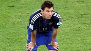 Brasil 2014: Final sin gloria para Messi