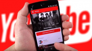 YouTube lanzará la su propio Spotify con audio y videos