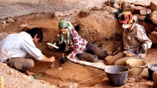 Encuentran la evidencia humana más antigua de la Argentina