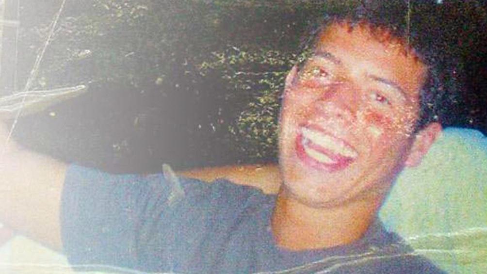 Cristian Schaerer fue secuestrado cuando llegaba a su casa del barrio exAeroclub de la ciudad de Corrientes y nunca más se supo su paradero.