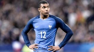 "Mbappe, Griezmann y Cristiano Ronaldo, candidatos a los ""Globe Soccer"""