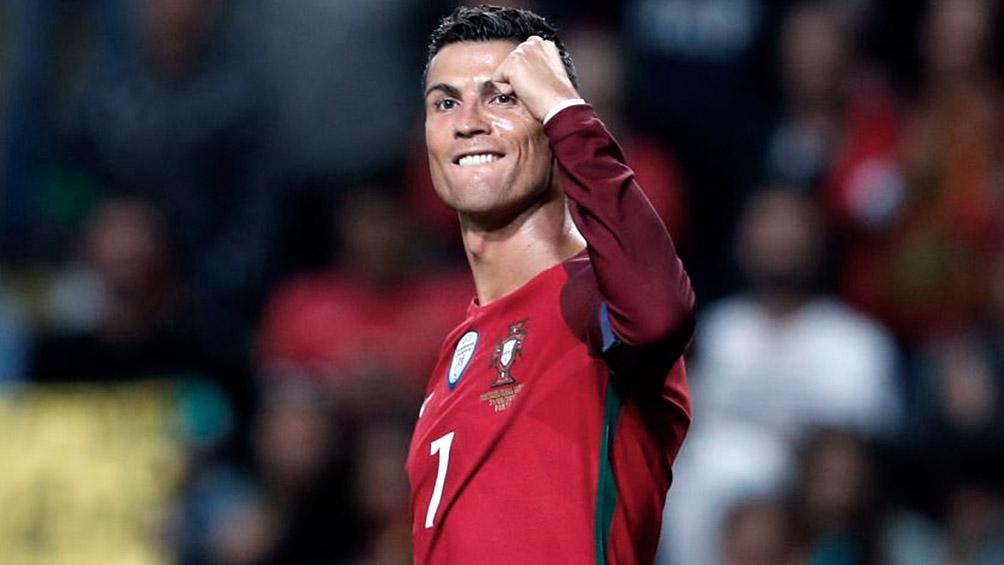 Cristiano Ronaldo es el primer europeo en superar los 100 goles con un seleccionado