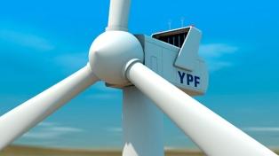 YPF anunció el inicio de las obras de su nuevo parque eólico en Azul