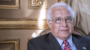 Edward Prado se despide de la representación diplomática de EEUU en Argentina