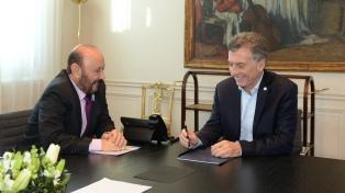 Macri se reunió con Insfrán para comprometerlo en la reducción del déficit fiscal