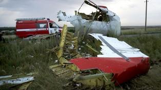 Concluyen que el misil que derribó avión malasio en Ucrania fue lanzado por Rusia