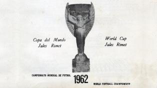 En el Mundial de Chile '62 la violencia fue la mayor protagonista