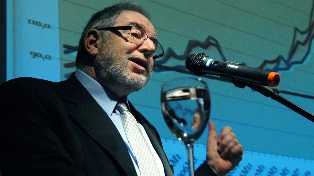 Loser expuso en la segunda jornada del congreso del Instituto Argentino de Ejecutivos de Finanzas.