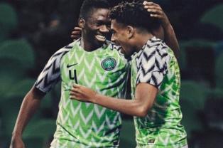 La camiseta de Nigeria despierta pasiones: casi tres millones de pedidos