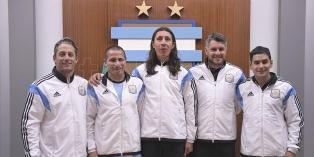 """Los Murciélagos, """"con muchísimas expectativas"""" para el Mundial de Madrid"""