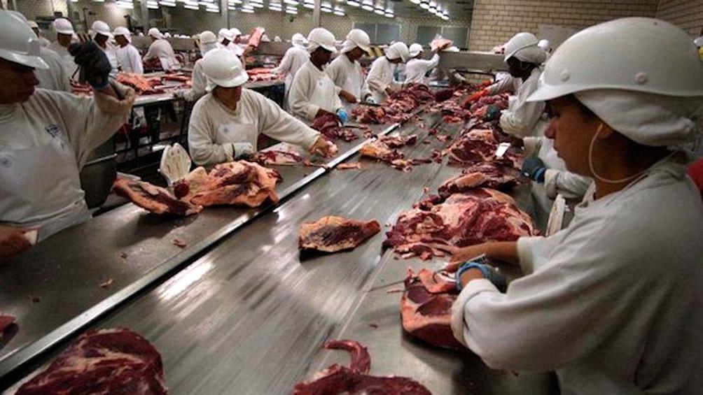 La industria frigorífica deberá informar los valores de la carne