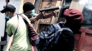 """Suspenden las misas en la catedral de Managua por la presencia de """"paramilitares"""""""