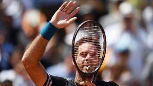 Del Potro venció a Cilic y enfrentará a Nadal en las semifinales