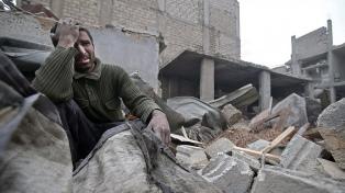 Hallan una fosa común con 1.500 cadáveres en un ex bastión de ISIS