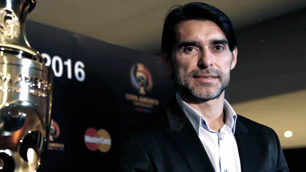 """""""Nosotros queremos contar con los jugadores que actúan en el exterior"""", dijo Ayala."""