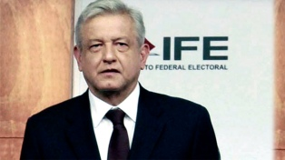 López Obrador ya roza la mayoría en el Congreso