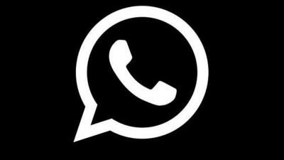 WhatsApp añadiría la función tema oscuro