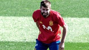 España perdía con Marruecos, pero se salvó sobre el final