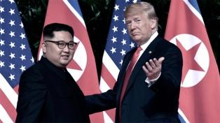 Trump felicita a Kim Jong-un en su cumpleaños como gesto de distensión