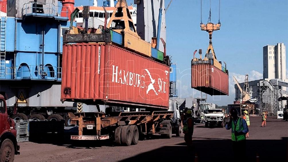 Las exportaciones a Brasil, en alza.