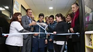 Inauguraron una escuela integral para adolescentes y jóvenes con discapacidad
