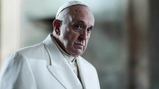 El Papa envió una donación de 100 mil dólares para los damnificados por el volcán