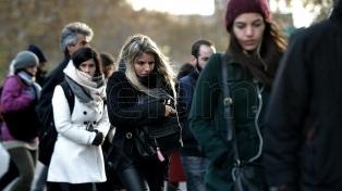 A contramano del mundo, octubre registró temperaturas más frías en la Argentina