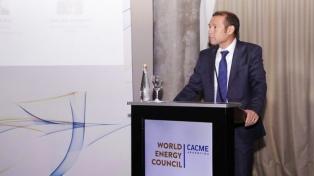 Gutiérrez destacó el potencial de Vaca Muerta en el Foro Latinoamericano de Energía 2018