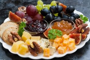 Alternativas para evitar los peores hábitos alimenticios viendo el Mundial