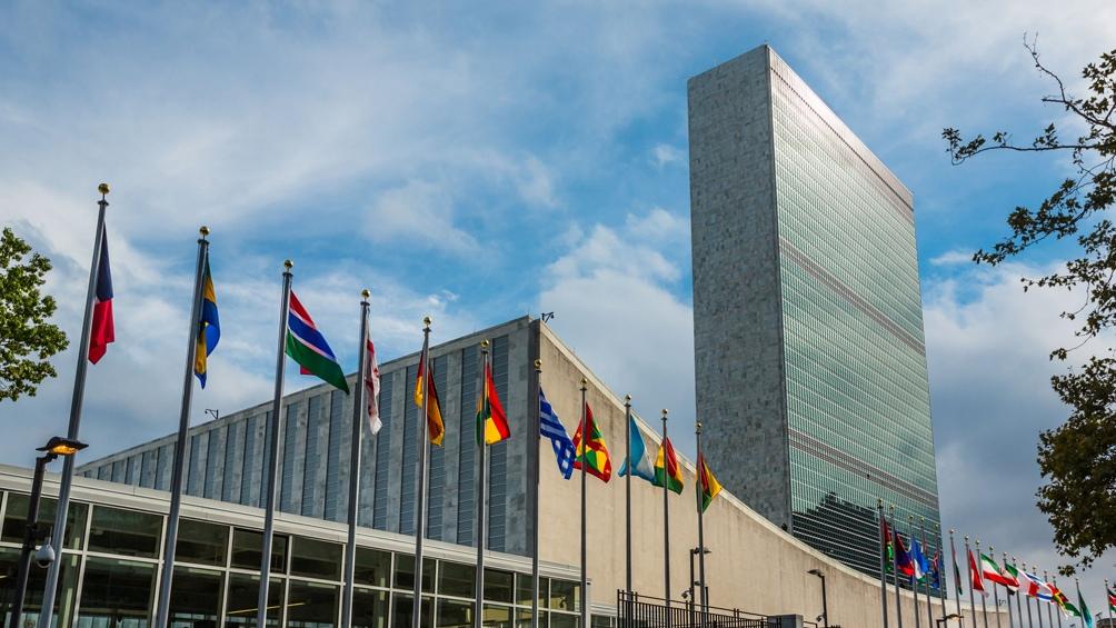 La carta había sido enviada por la representante permanente de Argentina ante Naciones Unidas, María del Carmen Squeff.