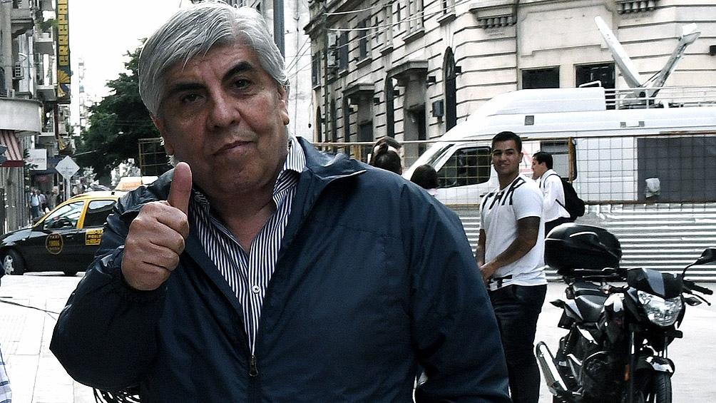 Hugo Moyano dijo que fue vacunado por ser presidente de dos obras sociales
