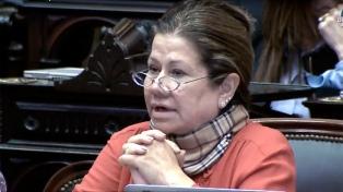 """Graciela Camaño: """"¿Creemos en serio que estamos ampliando derechos?"""""""