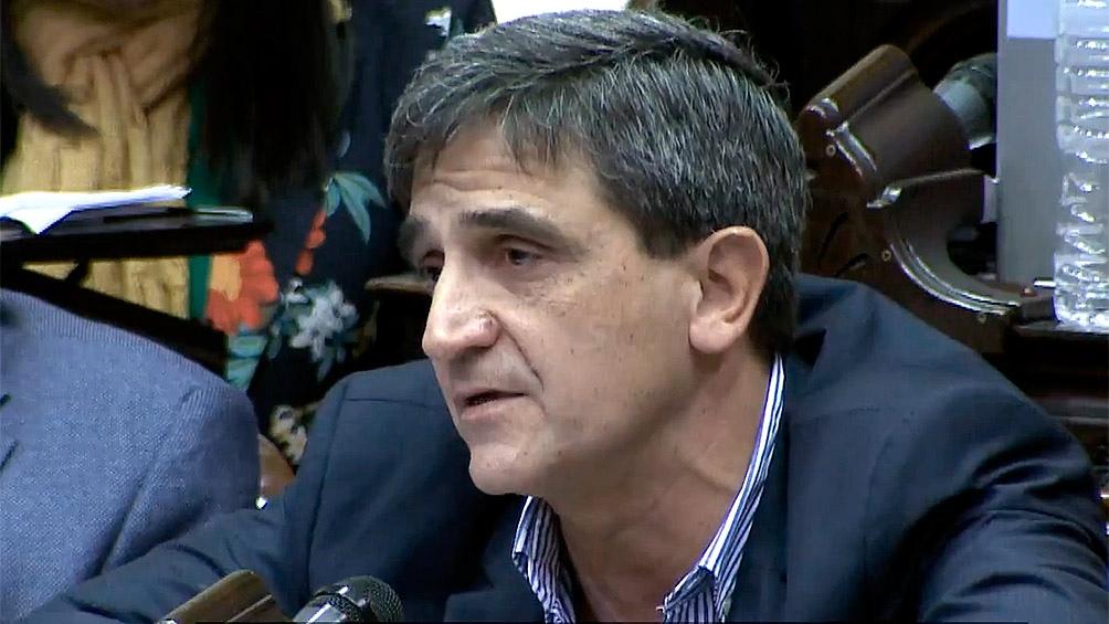 """Pablo Yedlin: """"Me parece muy prudente que el Gobierno Nacional empiece a tomar medidas en forma temprana""""."""