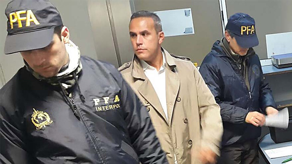 """Causa de la """"mafia de los Contenedores"""""""