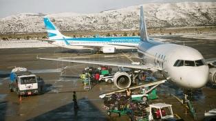 Más de 29 millones de pasajeros volaron en el país durante 2018