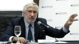 El ex administrador de La Salada acusó a Conte Grand de armar causas en su contra