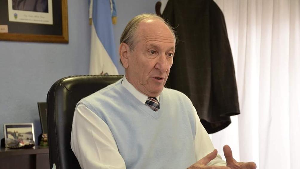 """El ministro de Salud, Mario Kohan, anunció hoy la campaña antigripal 2021 y precisó que van """"a separar los sitios de vacunación, de modo tal que la logística sea más eficiente"""""""