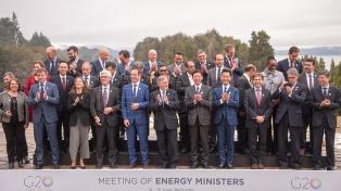 El G20 acordó una agenda de transición a energías limpias