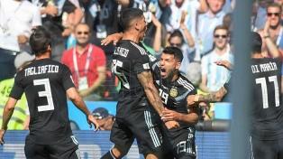 Argentina - Nigeria: los números antes de la definición