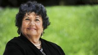 """Dora Barrancos: """"Habrá un protocolo de actuación frente a la violencia de género"""""""