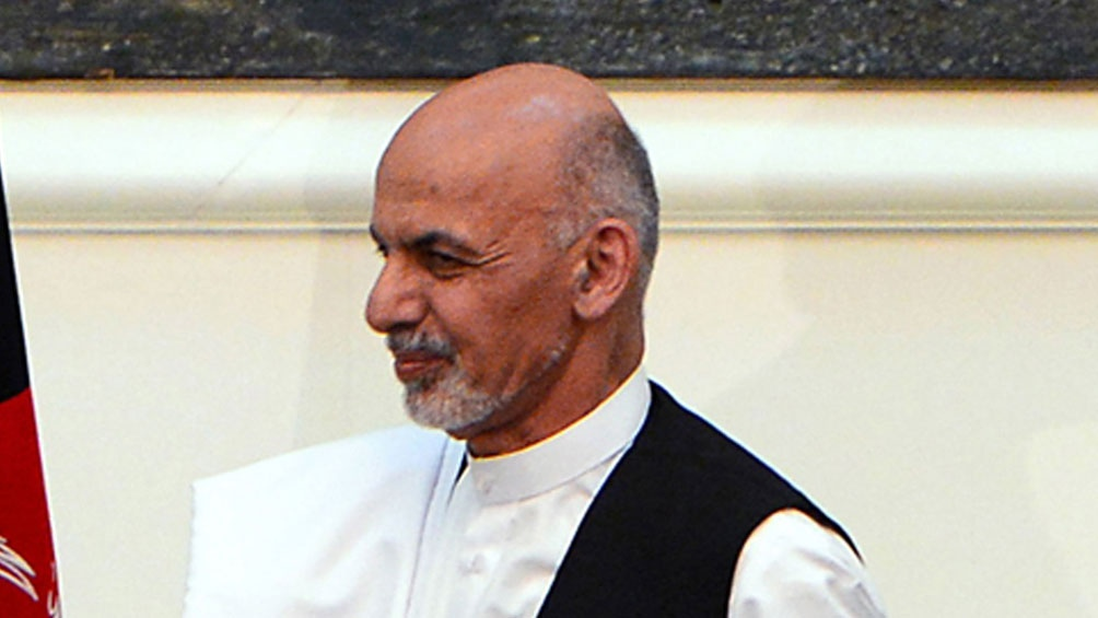 El Ministerio de Relaciones Exteriores y Cooperacion Internacional emirati informo que recibieron a Ashraf Ghani y a su familia.