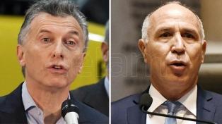 """Para el Gobierno, la cumbre entre Macri y Lorenzetti fue """"absolutamente institucional"""""""
