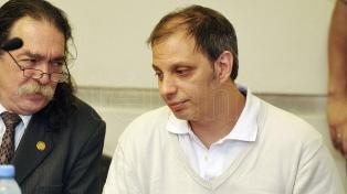Eduardo Vásquez, condenado por asesinar a su esposa, se casó en el penal con una detenida