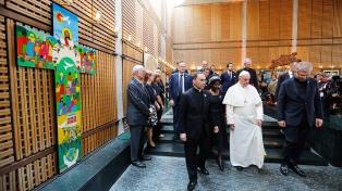 "Francisco arribó a Ginebra para un ""peregrinaje ecuménico"" de un día"