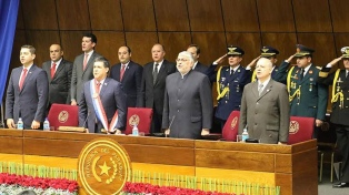 Lugo amaga con dejar a Cartes fuera del Senado