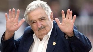 """Mujica instó a los estudiantes a """"pelear contra la amenaza de un holocausto ecológico"""""""